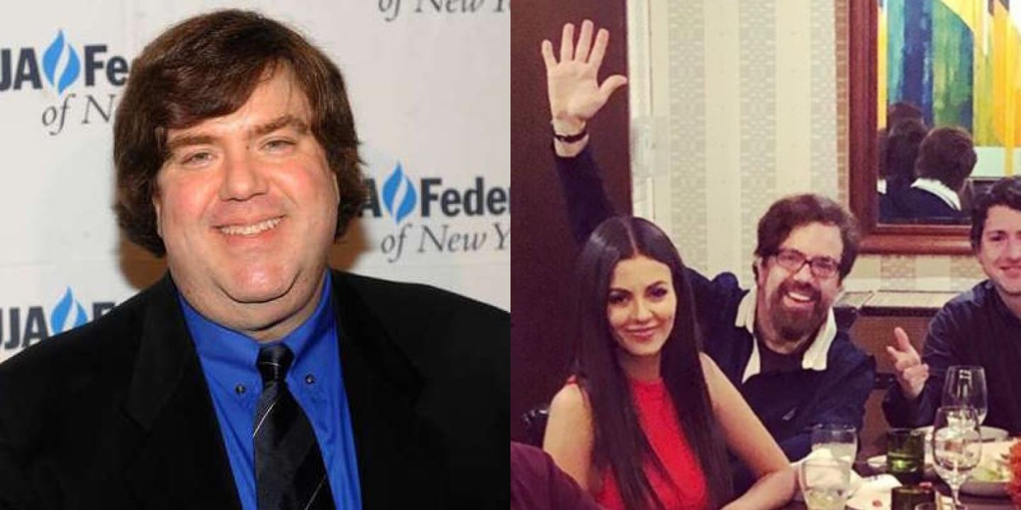 Dan Schneider before and after weight loss.