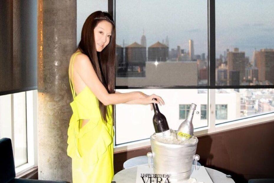 Fashion Designer Vera Wang's Plastic Surgery - The Untold Truth!