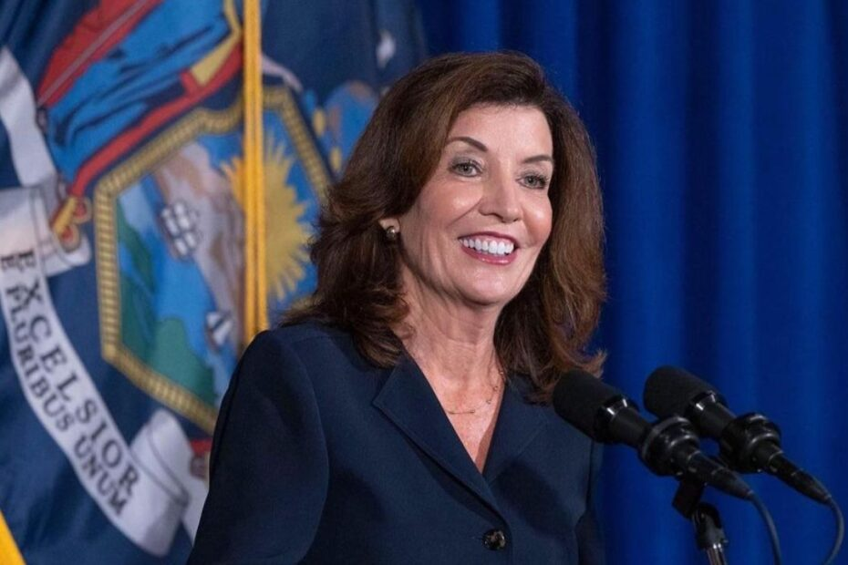 Politician/Lawyer Kathy Hochul's Plastic Surgery - Botox, Facelift & Lip Fillers?