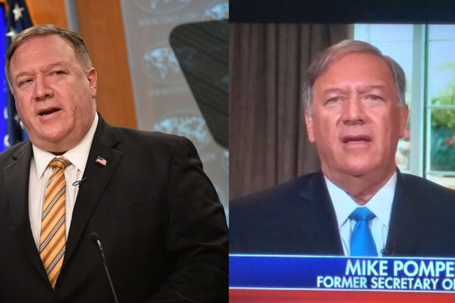 Mike Pompeo's Weight Loss in 2021 - The Story in Full!