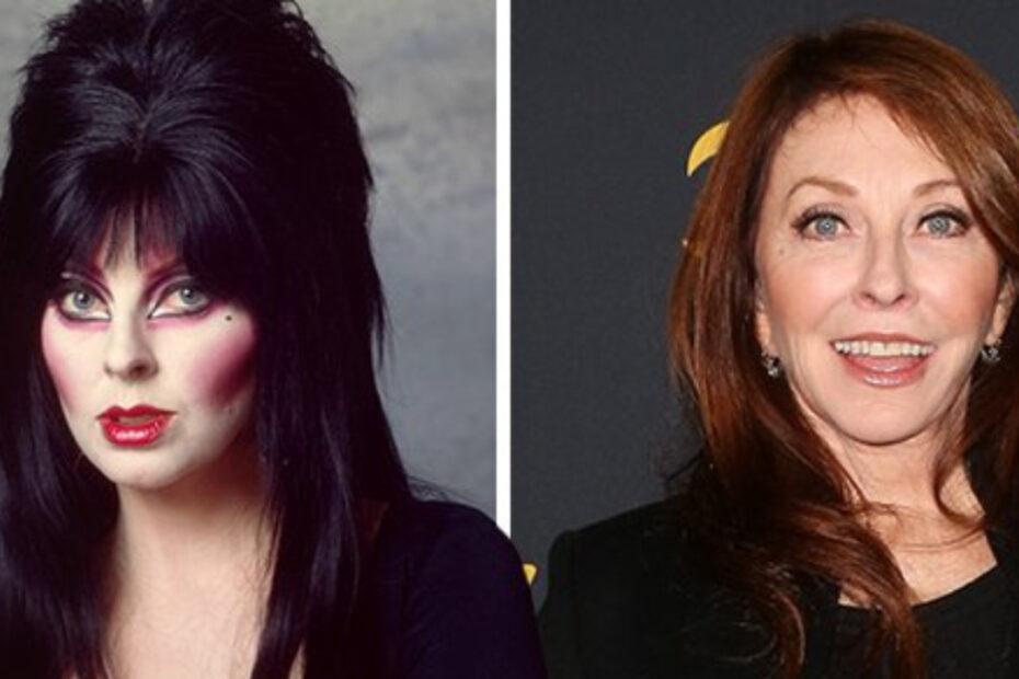 Cassandra Peterson's Plastic Surgery - The Untold Truth of the Elvira Actress!