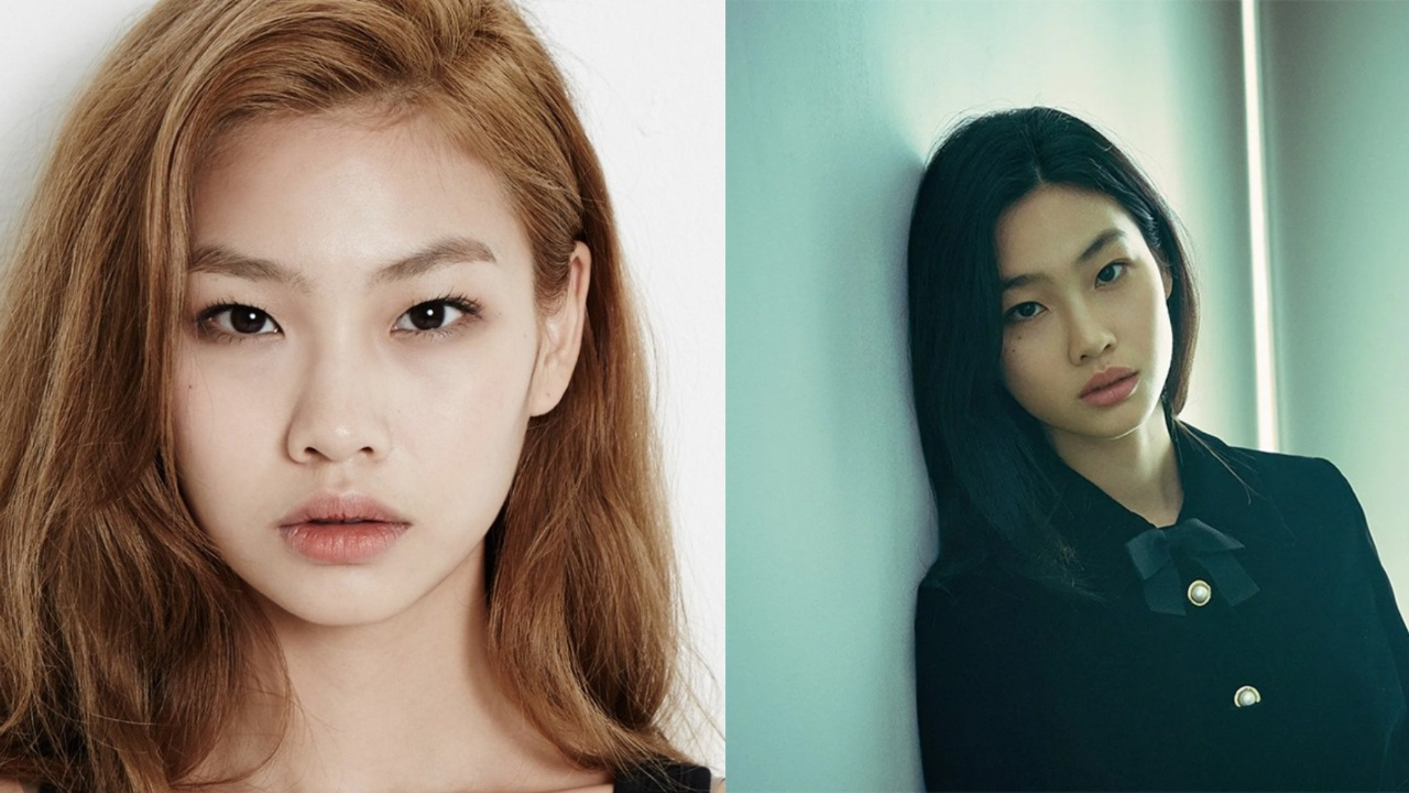 HoYeon Jung's plastic surgery is making rounds lately.