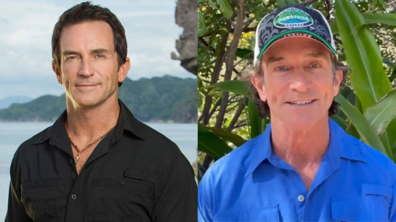 Jeff Probst before and after plastic surgery.