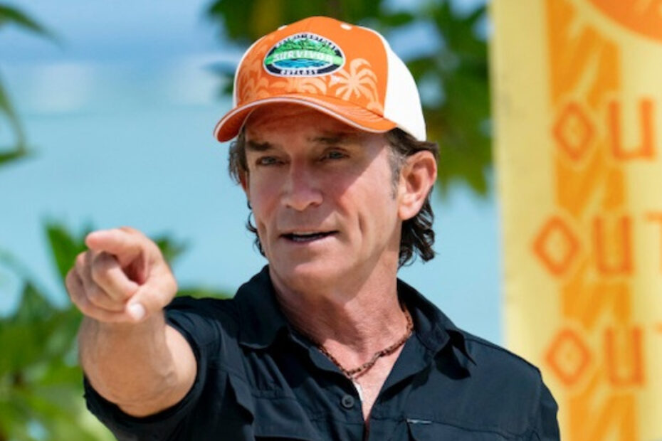 Jeff Probst's Plastic Surgery - Why Does the Survivor Host Look Different?