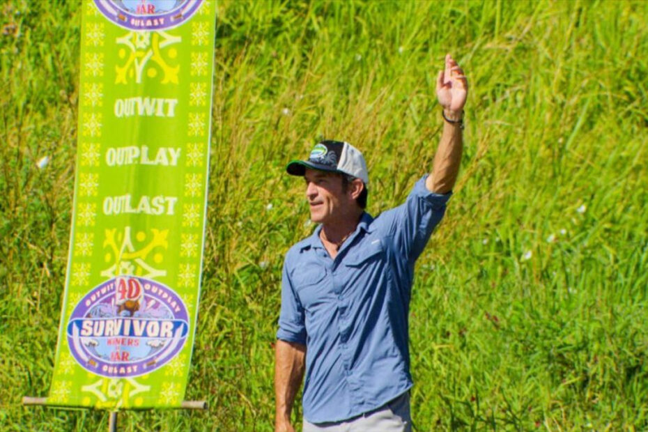 Full Story on Jeff Probst's Weight Loss - How Many Pounds Did the Survivor Host Lose?