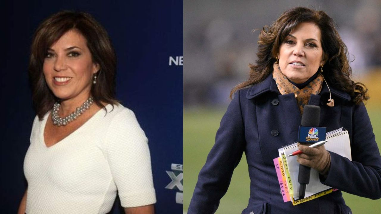 Michele Tafoya's plastic surgery is making rounds on the internet.