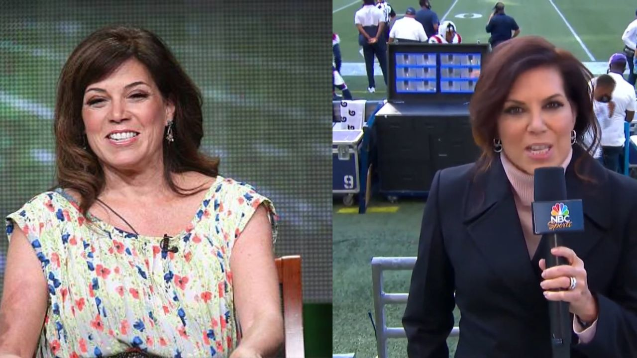 Michele Tafoya before and after weight loss.