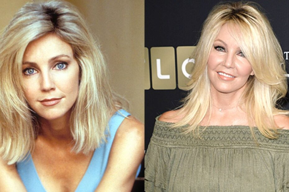 Heather Locklear's Plastic Surgery & Weight Gain - How Does She Look Now?