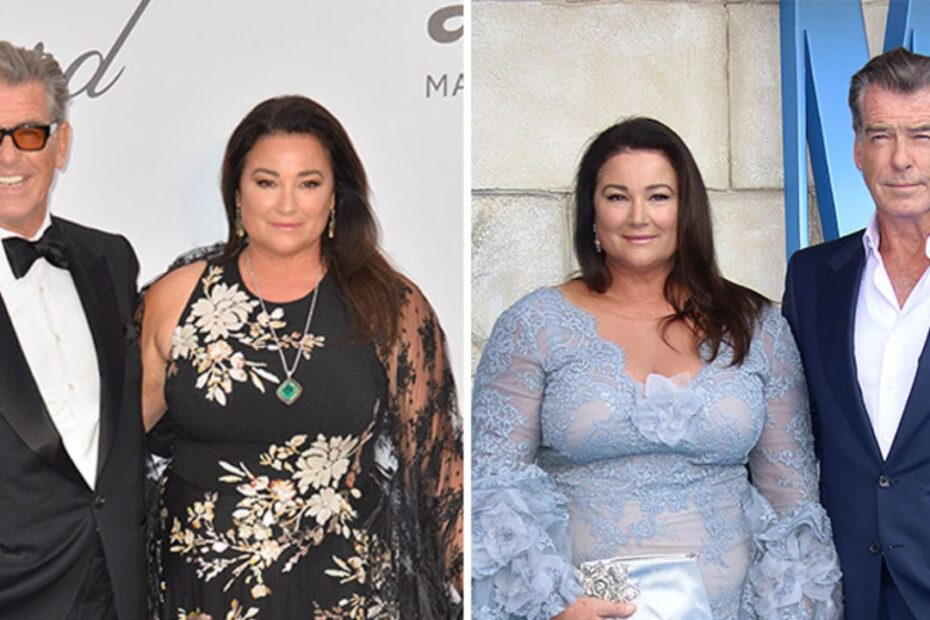 Keely Shaye Smith's Weight Loss in 2021 - Check Out Pierce Brosnan's Wife's Before and After Photos!