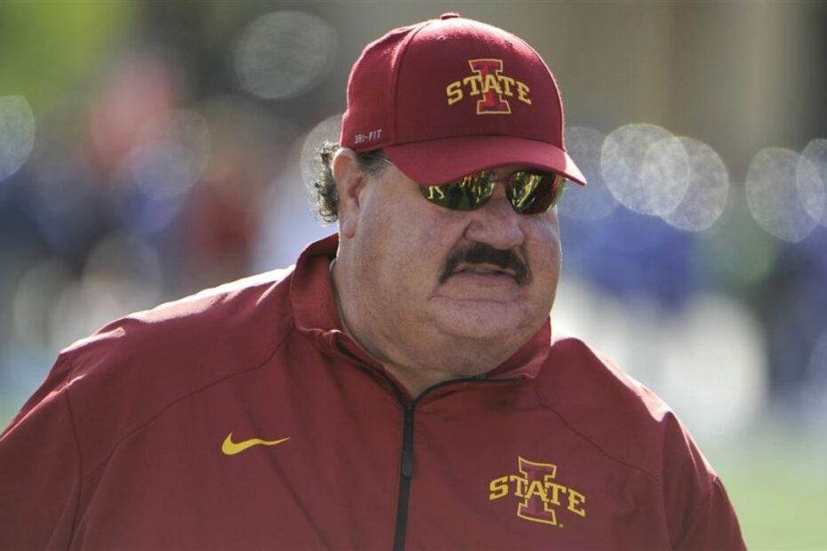 Mark Mangino's Weight Loss - How Many Pounds Did He Lose?